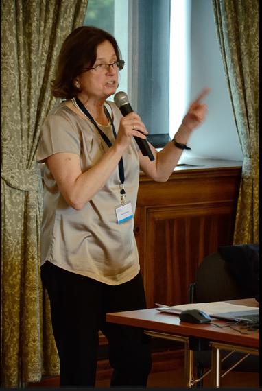 Korpusová lingvistika Praha, 2014 (Marie Vachková)